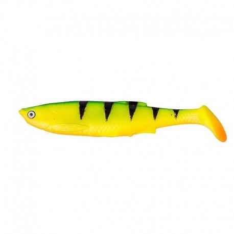 Shad Savage Lb 3D Bleak Paddle Tail Firetiger 8 Cm, 5 Buc/Plic