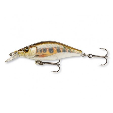 Vobler Cormoran Shallow Baby Shad Reloaded, 4 Cm, Baby Brown Trout
