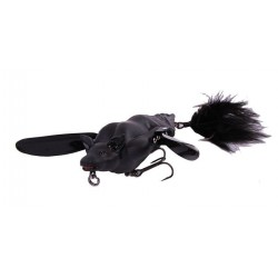 Naluca Savage Gear 3D Bat, Black, 10Cm, 28G
