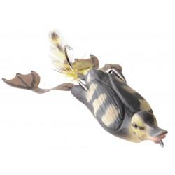 Vobler Topwater Savage Gear 3D Hollow Duckling, Natural, 7.5Cm, 15G