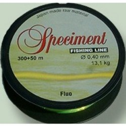 Fir Monofilament Speciment, Rezistenta 6.8 kg, 100 m, 0.27 mm, Verde