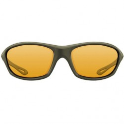 Ochelari de soare Korda Wraps Yellow Lens Sunglasses