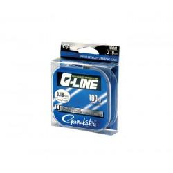 Fir Monofilament Gamakatsu G-Line Competition, Rezistenta 1.3 kg, 100 m, 0.12 mm, Transparent