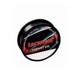 Fir Monofilament Carbotex Lochness Monster, Rezistenta 2.7 kg, 150 m, 0.14 mm, Negru