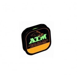 Fir Monofilament Angler Atm, Rezistenta 2.4 kg, 100 m, 0.14 mm, Verde