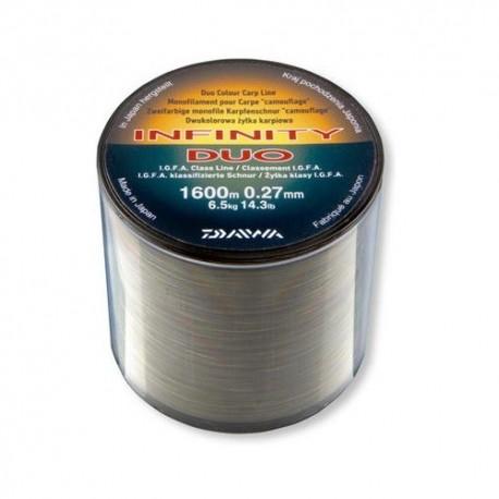 Fir Daiwa Infinity Duo Camo 027Mm/6,5Kg/1670M.