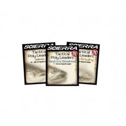 Fir Monofilament Scierra Tactical Poly Leaders, 0,35mm/2,1m