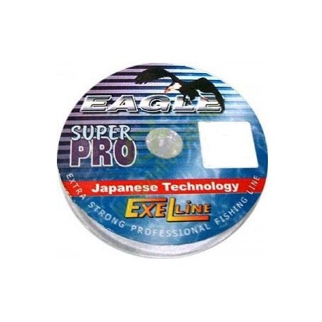 Fir Monofilament Super Pro Vidrax, Rezistenta 3.2 kg, 25 m, 0.16 mm, Transparent