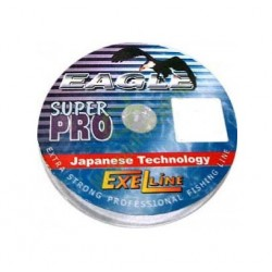 Fir Monofilament Super Pro Vidrax, Rezistenta 4.3 kg, 25 m, 0.18 mm, Transparent