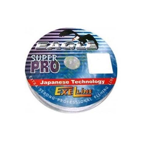 Fir Monofilament Super Pro Vidrax, Rezistenta 4.3 kg, 25 m, 0.18 mm, Transparent