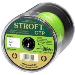 Fir Textil Stroft Gtp, Rezistenta 5 kg, 100 m, 0.15 mm, Verde