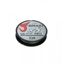 Fir Textil Daiwa J-Braid X8 Dark Green, 0.06Mm/4Kg/150M