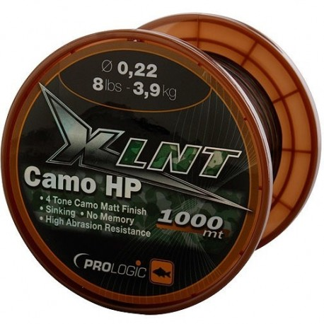 Fir Prologic Xlnt Hp Camo Mono, 0.28Mm/5,6Kg/1000M