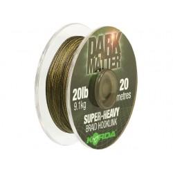 Fir Textil Korda Dark Matter, Rezistenta 9 kg, 20 m, Verde/Maro