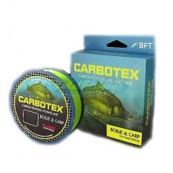 Fir Monofilament Carbotex Boilie&Carp, Rezistenta 20.65 kg, 400 m, 0.40 mm, Fluo/Mat