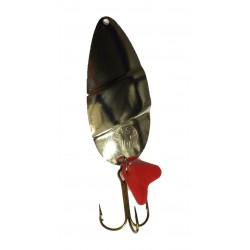 Lingurita Oscilanta Nichelata Misu Dublu Dolingher 7Cm, 16G