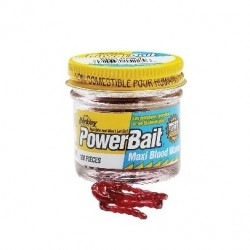 Momeala artificiala Larve de Libelula Berkley PowerBait mica
