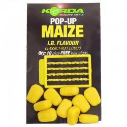 Porumb Flotant Korda Maize 10 Buc/Plic