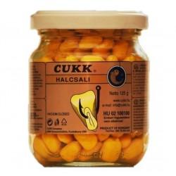 Porumb Natural Dipuit Cukk, Borcan 220Ml Sweet Vanilie