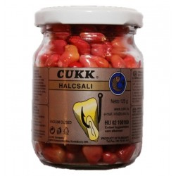 Porumb Natural Dipuit Cukk, Borcan 220 ml Usturoi