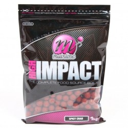 Boilies high impact spicy crab 20mm 1kg