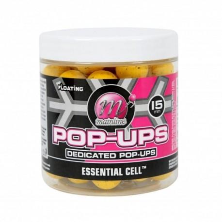 Pop-Up Mainline Mini, Essential/Cell, Galben, 15 mm, 150 ml