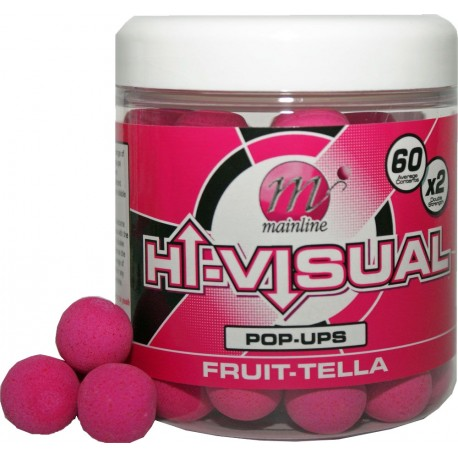 Pop-Ups Mainline Hi-Visual Fruitela 15Mm