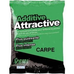 Aditiv Praf Sensas Attractive 250g carpe