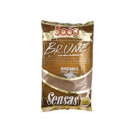 Nada Sensas 3000 Bream Brown 1 kg
