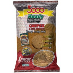 Nada Sensas 3000 Ready Carp/Big Fish 1Kg