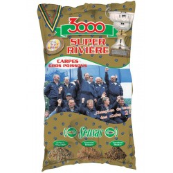 Nada Sensas 3000 Super River Carp 1Kg