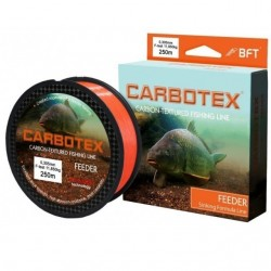 Fir Monofilament Carbotex Feeder Dm Orange, 0.21Mm/6,55Kg/250M