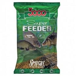 Nada Groundbait Sensas 3000 Super Feeder, 1 kg, Riviere