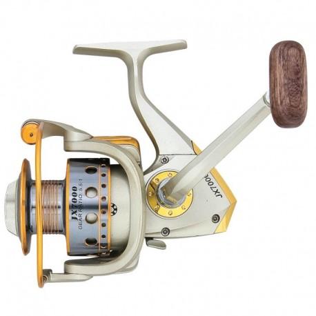 Mulineta Baracuda Darcy JX7000 pentru crap, 6 rulmenti, 0,40mm/270m