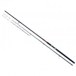 Lanseta fibra de carbon Baracuda Challenge MultiPilk 2702, 2 tronsoane + 1 varf, 2.7 m