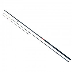 Lanseta fibra de carbon Baracuda Challenge MultiPilk 3002, 2 tronsoane + 1 varf, 3 m