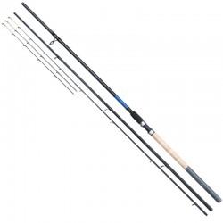 Lanseta fibra de carbon Baracuda Evolution Feeder 3603, 3 tronsoane + 2 varfuri, 3.6 m