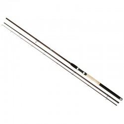 Lanseta fibra de carbon Baracuda Match Arlequin 3903, 3 tronsoane, 3.9 m