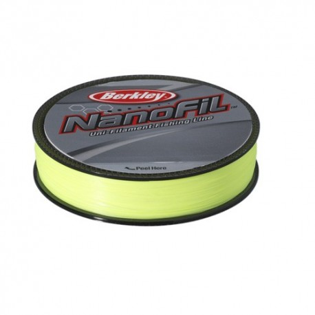 Fir Textil Berkley Nanofil Chartreuse, 0.20Mm/12.7Kg/125M