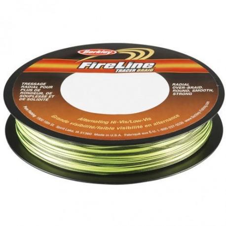 Fir Textil Berkley New 2014 Fireline, Rezistenta 25.7 kg, 110 m, 0.23 mm, Verde