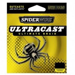 Fir Spiderwire Ultracast Fluo, 0.25Mm/25,8Kg/110M