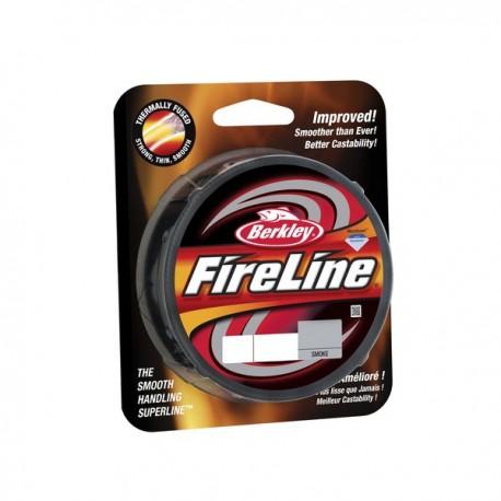 Fir Textil Berkley New 2014 Fireline Gri, 0.10Mm/5,9Kg/110M