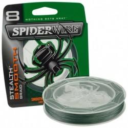 Fir textil Spiderwire stealth 8 verde, 0.20mm/20kg/150m