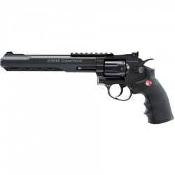 Pistol Airsoft Co2 Umarex Ruger Superhawk.8 6Mm 8Bb 4J