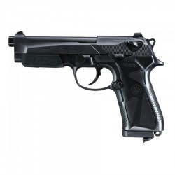 Pistol Airsoft CO2 Umarex Beretta 90Two 6MM 15BB 1,8J + Lanterna cadou