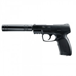 Pistol Umarex Co2 Airsoft Cop Sk 6Mm 15Bb 2,1J + Amortizor