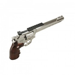 Pistol Airsoft Co2 Umarex Ruger Superhawk.8 CR 6MM 8BB 4J - VU.2.5681 + Lanterna cadou