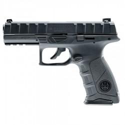 Pistol Airsoft CO2 Umarex Beretta APX 6MM 15BB 1,4J + Lanterna cadou