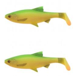 Naluca savage gear 3d river roach 18cm/70g/firetiger/2buc