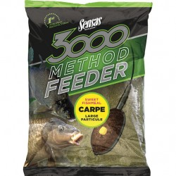 Nada Groundbait Sensas 3000 Method Feeder, 1 kg, Crap